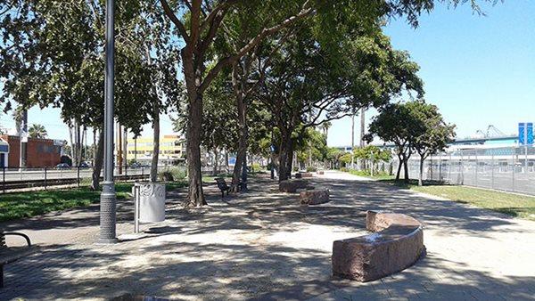 Harbor Boulevard Parkway Promenade