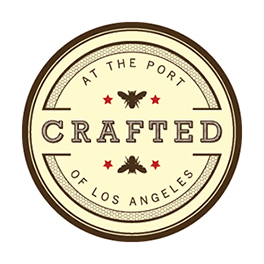 Crafted at the Port of LA Logo