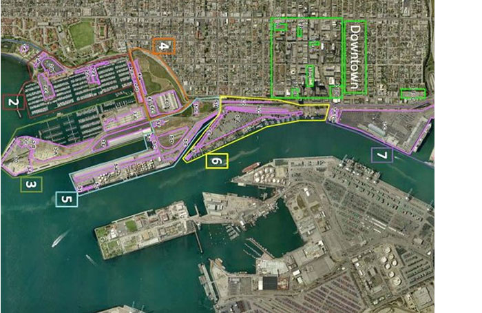 SP Waterfront Parking Improvements