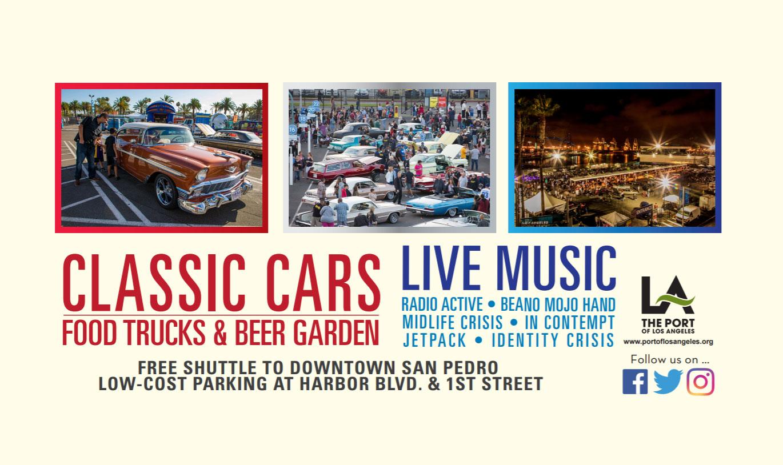 Cars & Stripes Forever Event Info