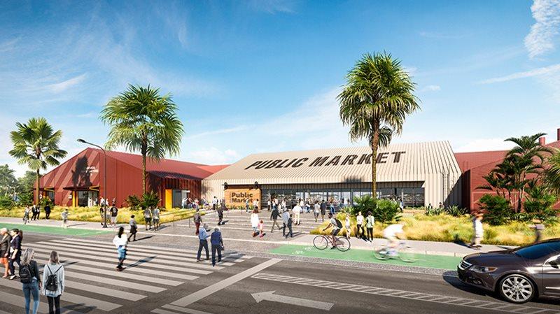 San Pedro Public Market